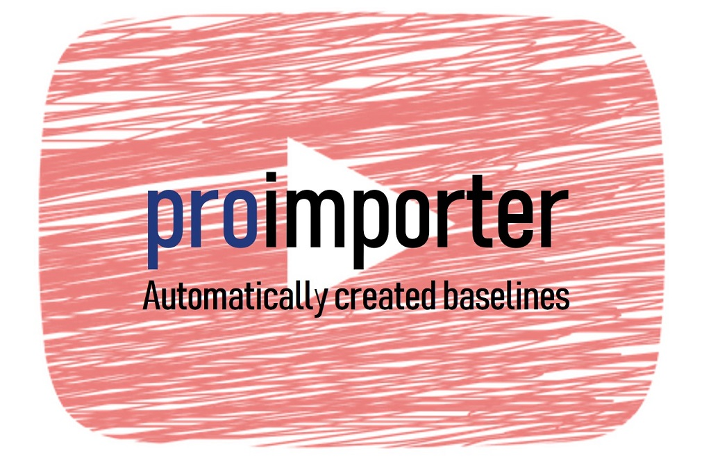 See in our Webcast how the proimporter works and what advantages it has.