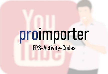 Video EPS Activity Codes