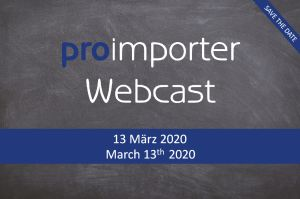 Webcast March 2020